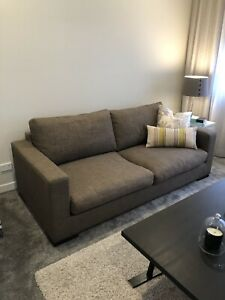 Freedom 3 seater couche
