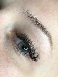 EYELASH EXTENSIONS FROM $70