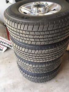 F250 Factory Tires