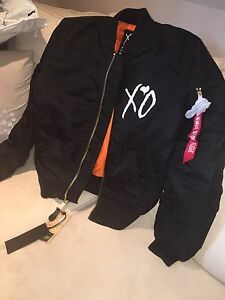 The Weeknd Alpha Industries Bomber Jacket