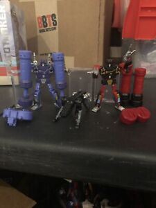 Transformers Masterpiece Rumble Frenzy Ravage