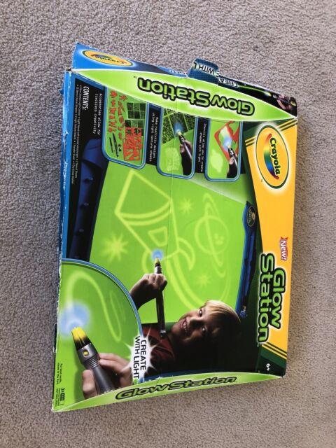 crayola glow station toys indoor gumtree australia burnside