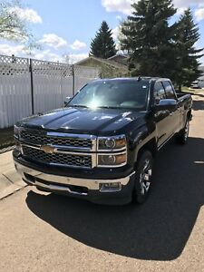 2015 Chevrolet Silverado 1500 Low KM'S