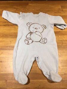Pyjama bébé garçon 3 mois. / 3-6 mois
