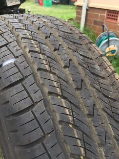 Tyre Toyo A25 open country 255/70R16 Busby Liverpool Area Preview