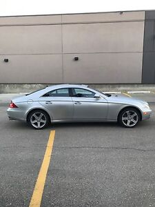 MERCEDES CLS500C RARE IMMACULATE CONDITION