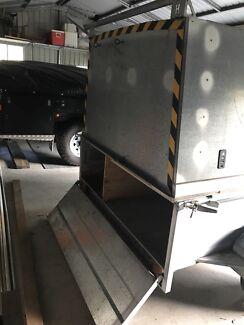 Builders trailer 7x5