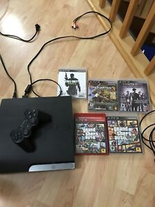 PlayStation 3 (Ps3) 128gb (comme neuf)