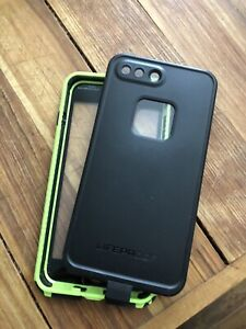 Life proof iPhone case for 7+ and 8+