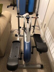 Elliptical and Stair stepper for sale