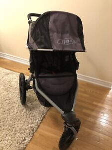 Bob Revolution Jogging Stroller  w/ seat adapter - Great Shape