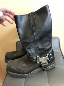 Men's Harley Davidson Leather riding boots