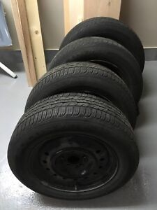 tires 205 65 R16 Marshal summer