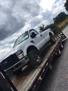 2008-2010 Ford F-250 6.4 part out