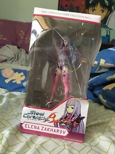 Steel Chronicle - Elena Zakharov - Full Figurine
