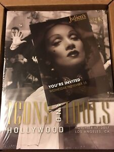 Set of 3 Hollywood and Vintage Jewelry Auction Catalogues