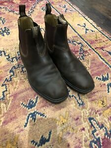 Blundstone Brown Leather Boot mint