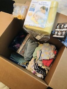 Box of Baby Stuff - $ Make an offer!