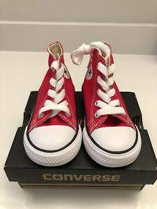 Kids Converse Shoes (BRAND NEW)