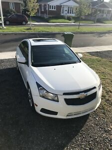 Chevrolet cruze LT 2014 TURBO, Camera de recul