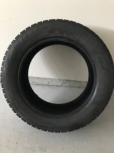 Bridgestone Blizzak WS 80 winter tires . 205/55R16
