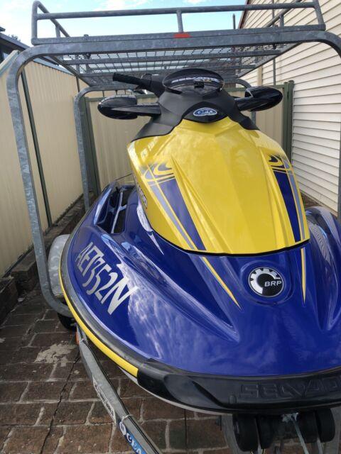 Seado Gti 130 rotax | Jet Skis | Gumtree Australia Wyong Area - Lake