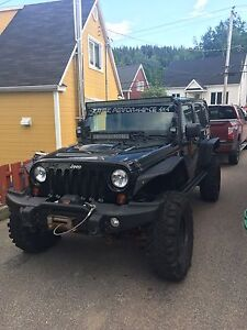 Jeep Wrangler Unlimited Call Of Duty 2012