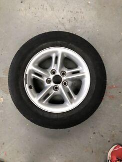 Ford Falcon XR6 Mag Wheel x 1