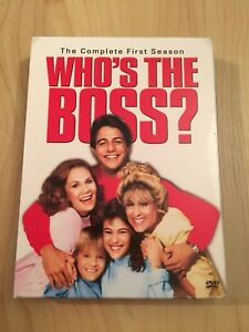 Who's the Boss? DVD