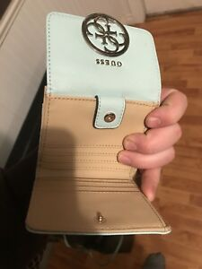 Guess purse and matching wallet