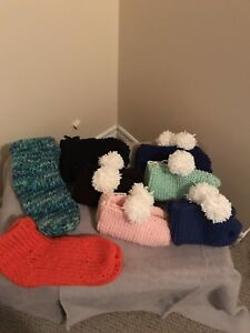 Knitted items