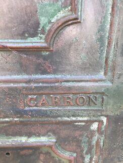 Antique Carron safe