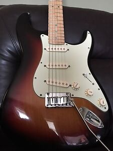 2009 American Deluxe Strat for trade