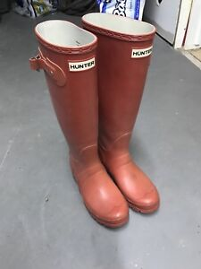 Hunter Boots - 2 Pairs!