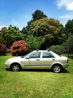 Mazda 2001 Protege Low Kms SWAP 4 VAN