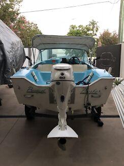 Evinrude 60hp Etec outboard motor