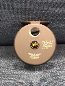 90's Fenwick World Class 67D fly reel