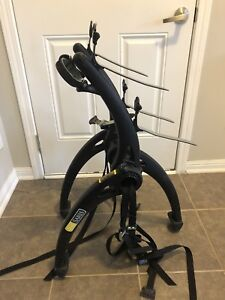 Solaris Bones 2 Trunk Bike Rack