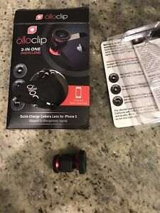 Ollo clip on wide angle lense for iPhone 5