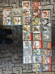 Playstation 3 with 3 controllers and 29games PS3