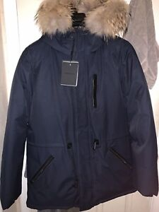 BRAND NEW Mackage Parka With Receipt and Tags