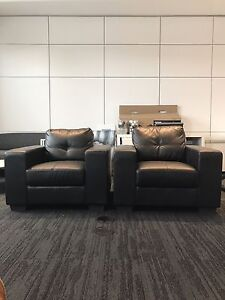 Full Leather Chairs
