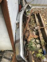 97 Chev truck diesel front chrome bumper  London Ontario Preview