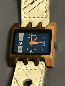 Mistura Wooden Watch