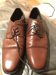 Men's new and slightly used dress shies