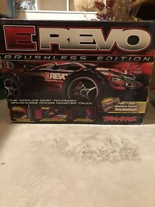 E Revo Brushless Edition Model 5608