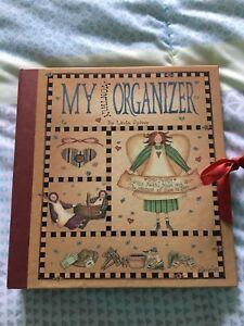 Monthly organizer