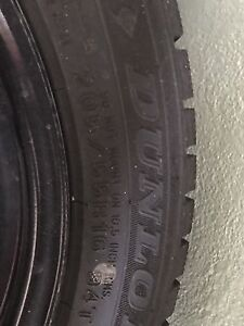Scion FRS Dunlop Winter Maxx Tires and Rims