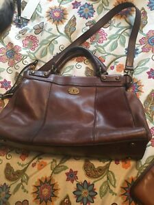 Fossil authentic bag