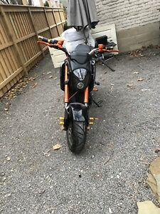 Scooter electric 72v